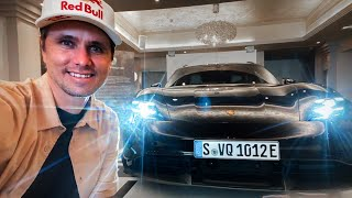 EUROPESE OMROEP | OPENN  | VIP VIEWING - TAYCAN CROSS TURISMO TURBO S! | VLOG⁵ 18