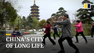 EUROPESE OMROEP | OPENN  | China's 'longevity city' may offer road map to country's greying population