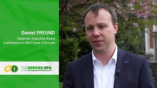 "EUROPESE OMROEP | OPENN  | Daniel Freund – ""No idea is too big"""