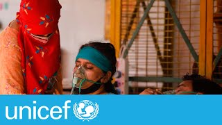EUROPESE OMROEP | OPENN  | COVID-19 Crisis: India can't do this alone | UNICEF