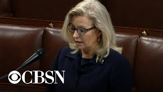 EUROPESE OMROEP | OPENN  | Liz Cheney vows to continue speaking out against Trump