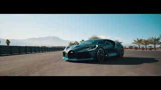 EUROPESE OMROEP   OPENN    From the Molsheim Atelier directly to the track: Three BUGATTI Divo at The Thermal Club