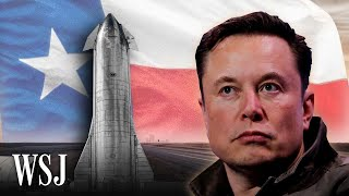 EUROPESE OMROEP | OPENN  | Why Elon Musk's Starbase is Meeting Resistance in Texas Border Town | WSJ
