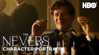 EUROPESE OMROEP | OPENN  | The Nevers: Interview with Tom Riley & James Norton | HBO