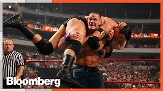 EUROPESE OMROEP | Bloomberg | How the WWE Plans to Take Over the World | 1522859526 2018-04-04T16:32:06+00:00