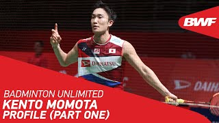EUROPESE OMROEP | OPENN  | Badminton Unlimited | Kento Momota on 2020 | BWF 2021