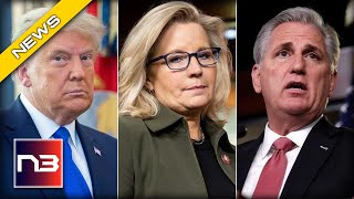 EUROPESE OMROEP | OPENN  | Kevin McCarthy Hints the WORST is Yet to Come for RINO Trump-Hater Liz Cheney