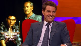 EUROPESE OMROEP | OPENN  | Paul Newman's Valuable Acting Lesson To Tom Cruise  | The Graham Norton Show