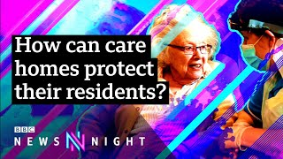 EUROPESE OMROEP | OPENN  | Coronavirus: How are care homes gearing up for a potential rise in infections? – BBC Newsnight