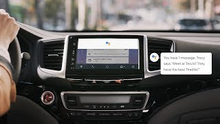 EUROPESE OMROEP | Android | Your Google Assistant on Android Auto: Stay connected | 1515460136 2018-01-09T01:08:56+00:00