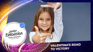 EUROPESE OMROEP | OPENN  | Valentina's road to victory 🇫🇷 - Junior Eurovision 2020