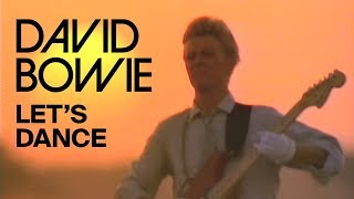 EUROPESE OMROEP | OPENN  | David Bowie - Let's Dance (Official Video)
