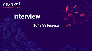 EUROPESE OMROEP | OPENN  | Interview with researcher in AI and quantum, Sofia Vallecorsa - Sparks!