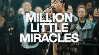 EUROPESE OMROEP | OPENN  | Million Little Miracles | Elevation Worship & Maverick City