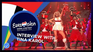 EUROPESE OMROEP OPENN Show Your Love for Tina Karol �