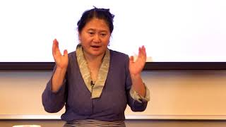 EUROPESE OMROEP | Stanford | Tibetan Medicine warm oil massage - Contemplation By Design Summit 2017, Stanford University | 1523661809 2018-04-13T23:23:29+00:00