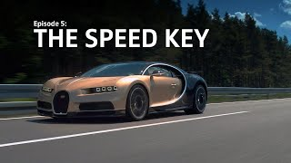 EUROPESE OMROEP   OPENN    Andy Wallace: How to ... Chiron - Episode 5: The Speed Key