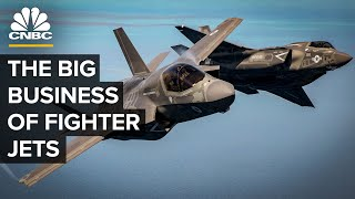 EUROPESE OMROEP OPENN The Big Business Of Fighter Jets