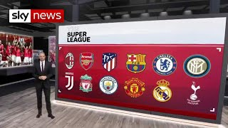 EUROPESE OMROEP OPENN Super League:  What are the figures be