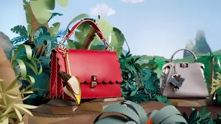 EUROPESE OMROEP | Fendi | Fendi Spring/Summer 2018 | Tropical Charms | 1519631416 2018-02-26T07:50:16+00:00