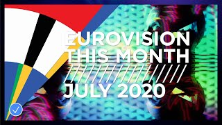 EUROPESE OMROEP OPENN Eurovision This Month: July 2020
