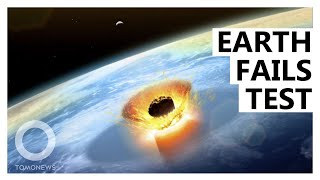 EUROPESE OMROEP | OPENN  | Earth's Scientists Can't Stop NASA's Killer Asteroid