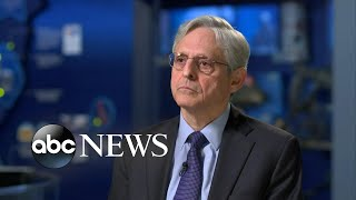 EUROPESE OMROEP OPENN ABC News exclusive: Merrick Garland on
