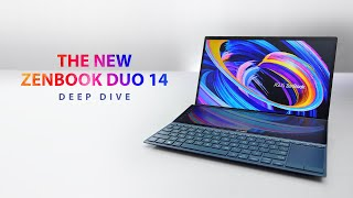 EUROPESE OMROEP | OPENN  | The new ZenBook Duo 14 Review – Deep Dive | ASUS
