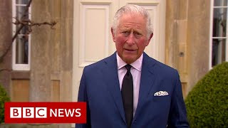 EUROPESE OMROEP OPENN The Prince of Wales pays tribute
