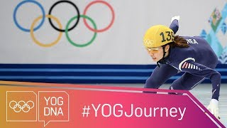 EUROPESE OMROEP | Youth Olympic Games | Shim Suk-Hee's [KOR] Olympic homecoming at PyeongChang 2018 #YOGjourney | 1517594402 2018-02-02T18:00:02+00:00