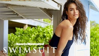 EUROPESE OMROEP | Sports Illustrated Swimsuit | Dutch Beauty Robin Holzken Shows Off Her Unusual Suit | Sports Illustrated Swimsuit | 1524164386 2018-04-19T18:59:46+00:00
