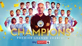 EUROPESE OMROEP | OPENN  | REACTION! Manchester City crowned 2020/21 Premier League Champions 👏🏆