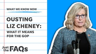EUROPESE OMROEP | OPENN  | Liz Cheney: How her removal affects the future of the GOP | Just the FAQs