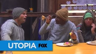 EUROPESE OMROEP | Utopia TV USA | Happiness is Feeding | Day 65 | UTOPIA | 1414961283 2014-11-02T20:48:03+00:00