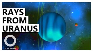 EUROPESE OMROEP OPENN X-rays Are Coming Out of Uranus