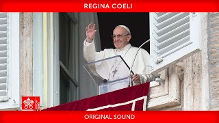 EUROPESE OMROEP | OPENN  | May 09 2021 Regina Coeli prayer Pope Francis