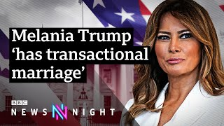 EUROPESE OMROEP | OPENN  | Melania Trump has 'a transactional marriage', says ex-aide Stephanie Winston Wolkoff - BBC Newsnight