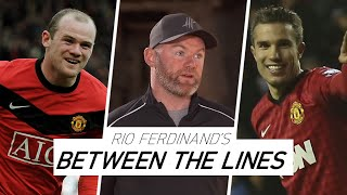 EUROPESE OMROEP | OPENN  | Rooney: Me and Van Persie used to plan tactics at the school gates! #BetweenTheLines