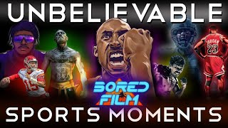 EUROPESE OMROEP OPENN Unbelievable Sports Moments - Knockout