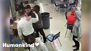 EUROPESE OMROEP | OPENN  | Security guard races to save student's life | Humankind