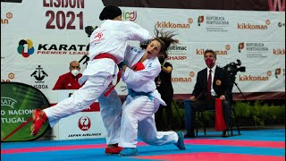 EUROPESE OMROEP | OPENN  | This is Karate | Top actions of day 2 Karate 1 Premier League Lisbon