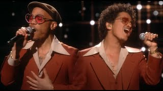 EUROPESE OMROEP | OPENN  | Bruno Mars, Anderson .Paak, Silk Sonic - Leave the Door Open [LIVE from the 63rd GRAMMYs ® 2021]