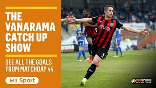 EUROPESE OMROEP | BT Sport | Vanarama National League Highlights: Matchday 44 | 1524431392 2018-04-22T21:09:52+00:00