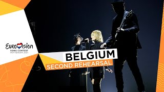 EUROPESE OMROEP | OPENN  | Hooverphonic - The Wrong Place - Second Rehearsal - Belgium 🇧🇪 - Eurovision 2021