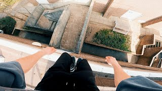 EUROPESE OMROEP | OPENN  | Modifying Parkour spots for new challenges! 🇬🇧