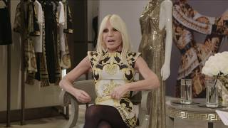 EUROPESE OMROEP | Versace | Donatella Versace and Eva Chen at Saks Fifth Avenue | 1521656870 2018-03-21T18:27:50+00:00