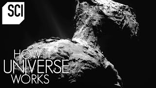 EUROPESE OMROEP | OPENN  | Our Journey to Comet 67P | How the Universe Works