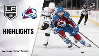 EUROPESE OMROEP | OPENN  | Kings @ Avalanche 5/12/21 | NHL Highlights