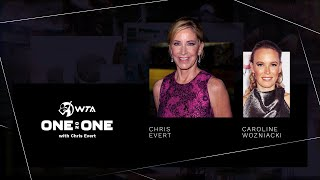 EUROPESE OMROEP | OPENN  | One-on-One with Chris Evert | Episode 5: Caroline Wozniacki