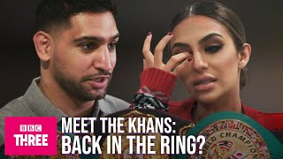 EUROPESE OMROEP OPENN Amir Khan: Will He Fight Again? | Meet